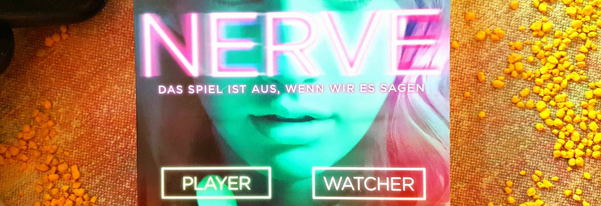 "Filmrezension zu ""Nerve"""