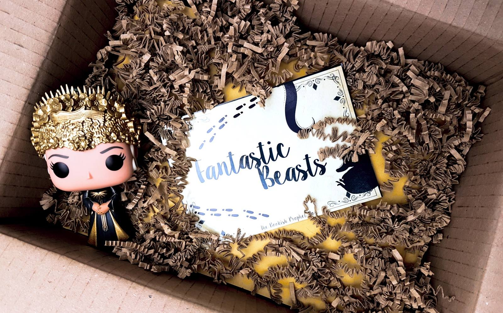 Unpacking: The Bookish Prophet Box – Fantastic Beasts