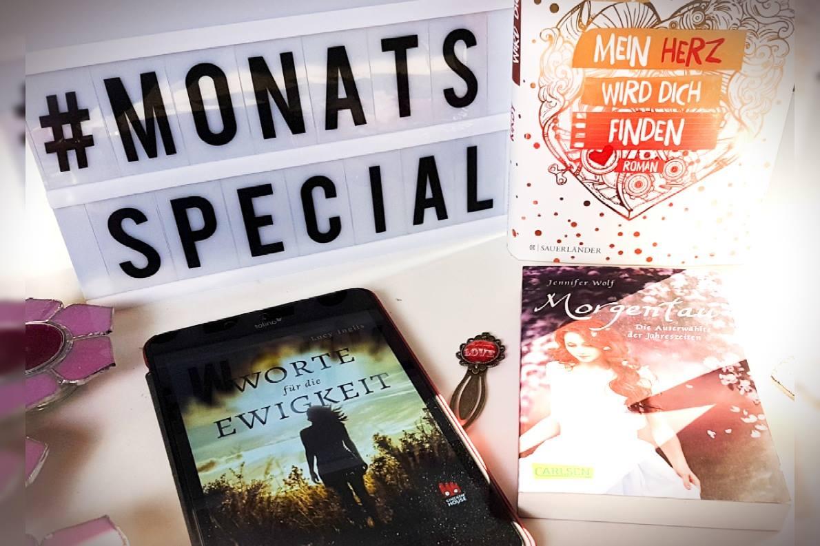 Monatsspecial: Herzschmerz lässt grüßen – meine liebsten Lovestorys
