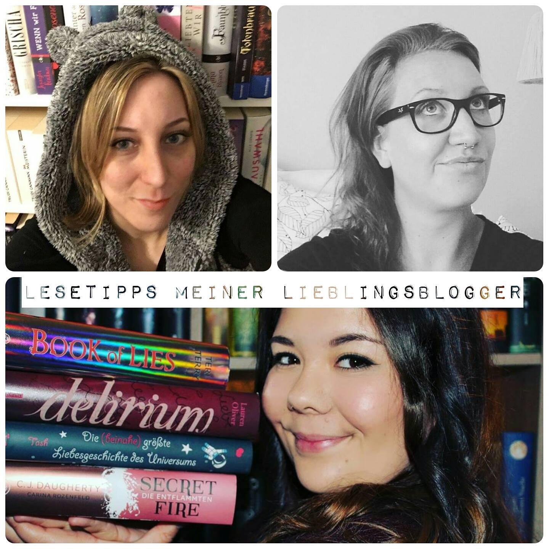 Monatsspecial: Lesetipps von meinen Lieblingsbloggern