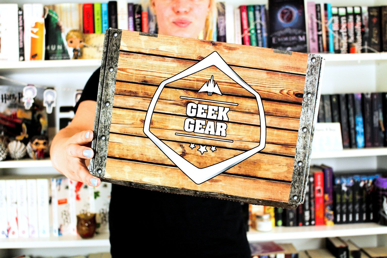 Unpacking: GeekGear Box