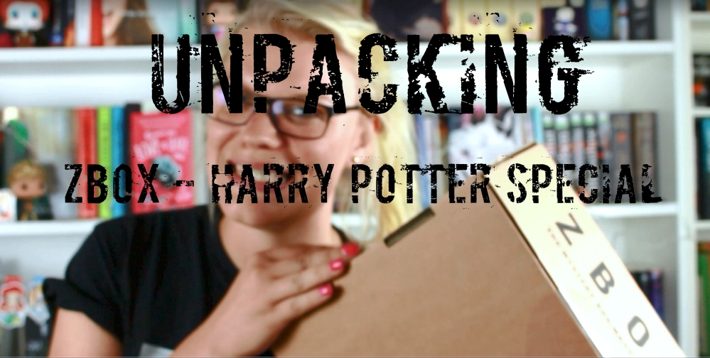 Unpacking: ZBox – Harry Potter Special