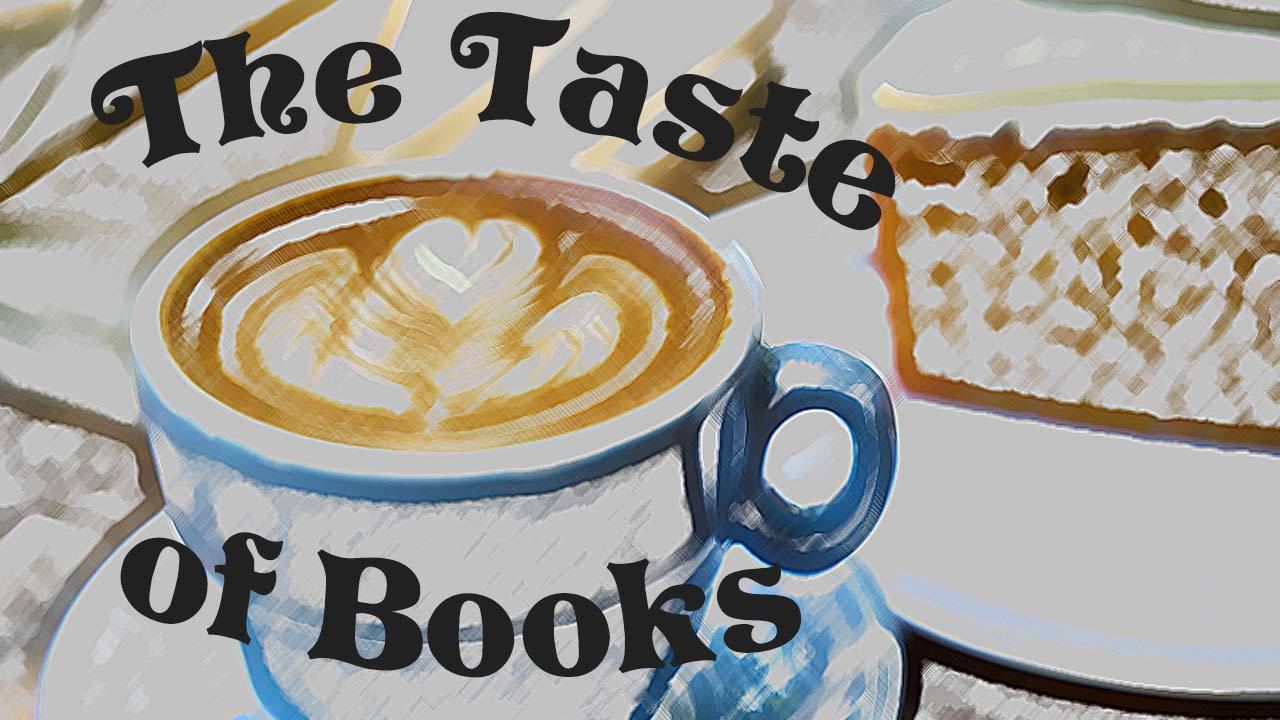"Ankündigung zur Blogtour ""The Taste of Books"""