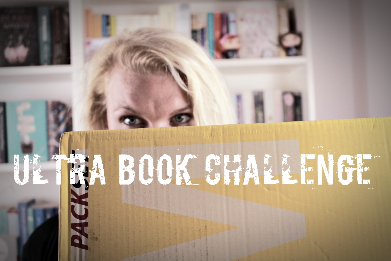 Unpacking und Start der ULTRA BOOK CHALLENGE