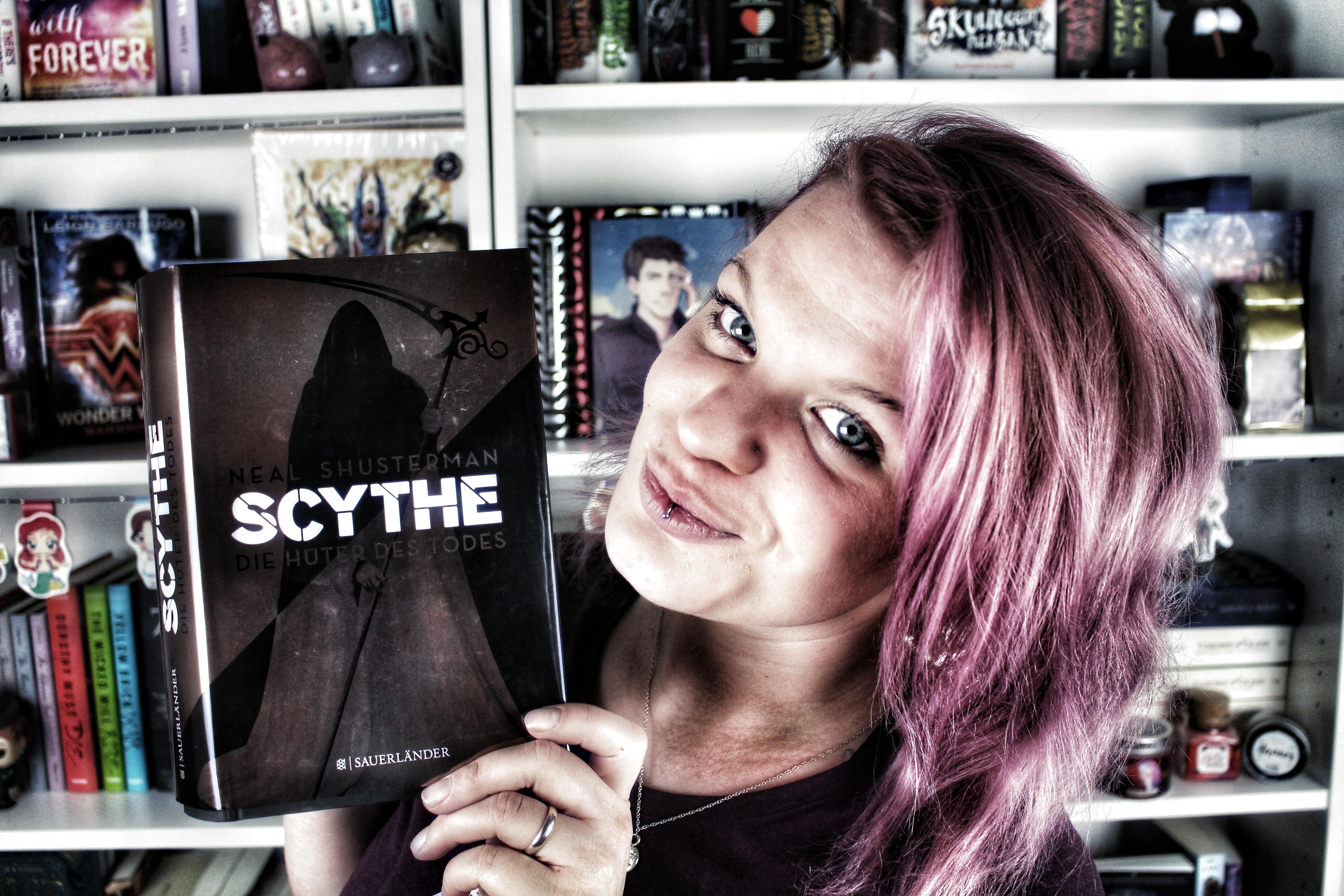 Rezension: Scythe / Neal Shusterman | 5 Gründe zum Buch zu greifen