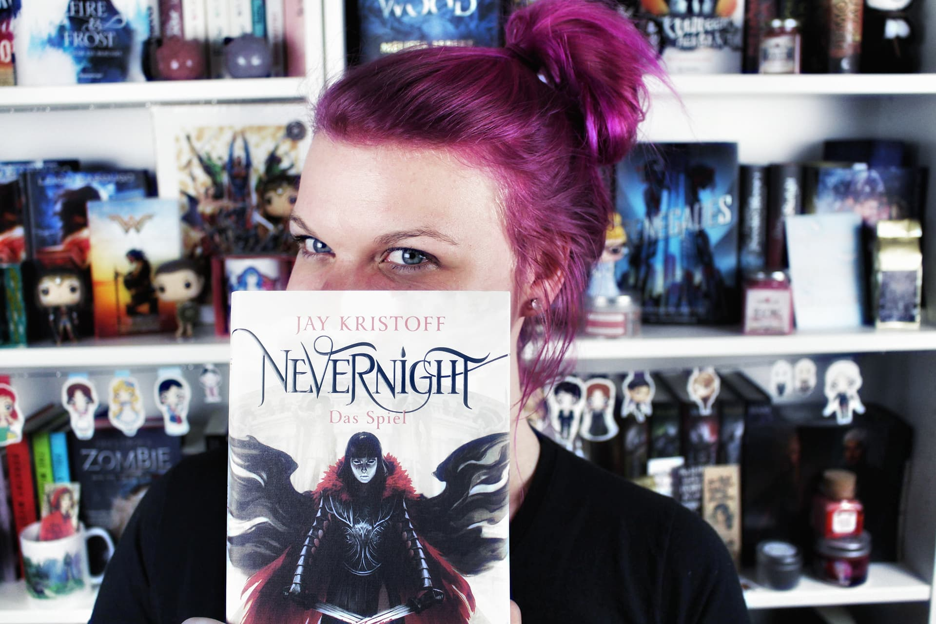 Rezension: Nevernight. Das Spiel / Jay Kristoff