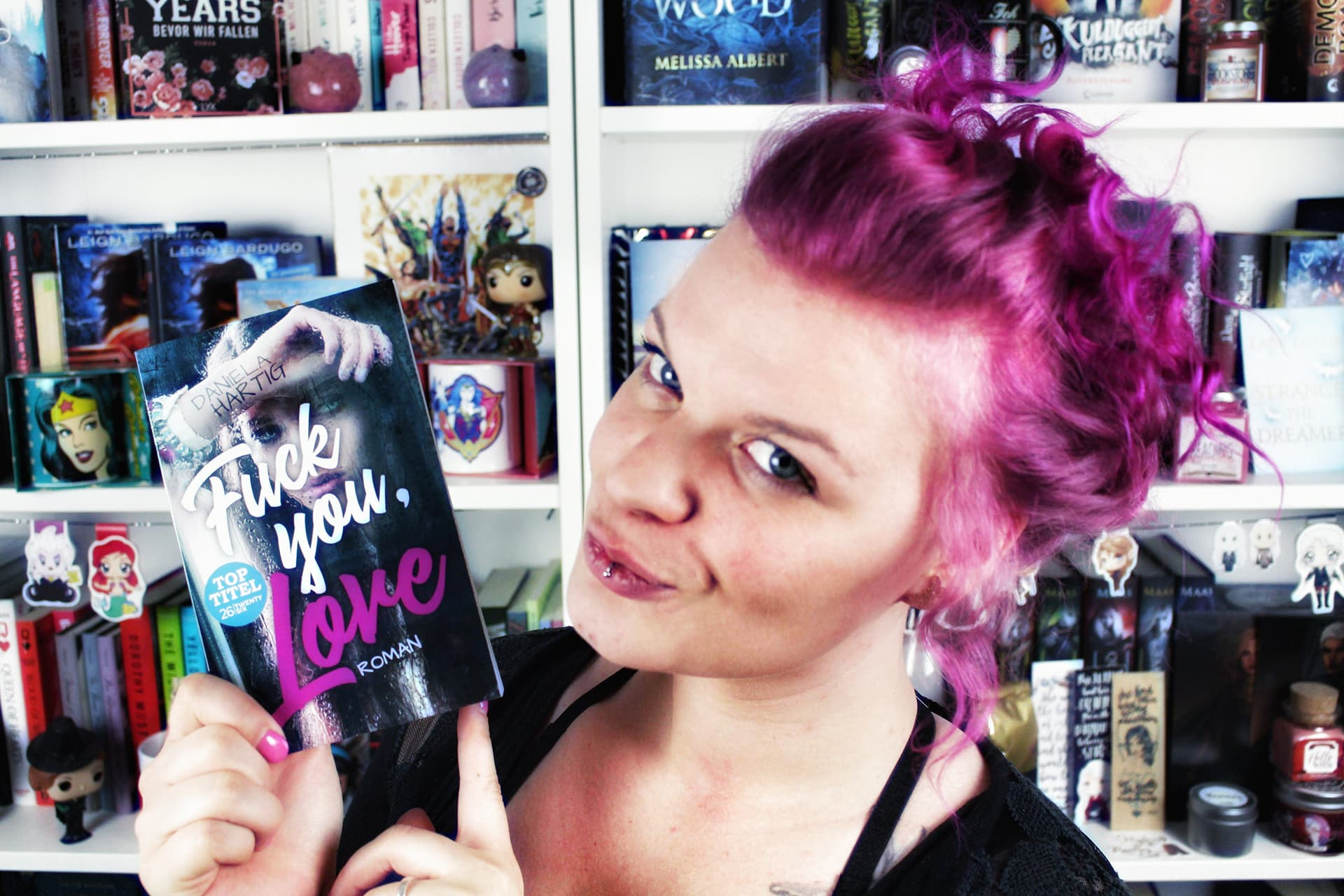 Rezension: Fuck you, Love / Daniela Hartig