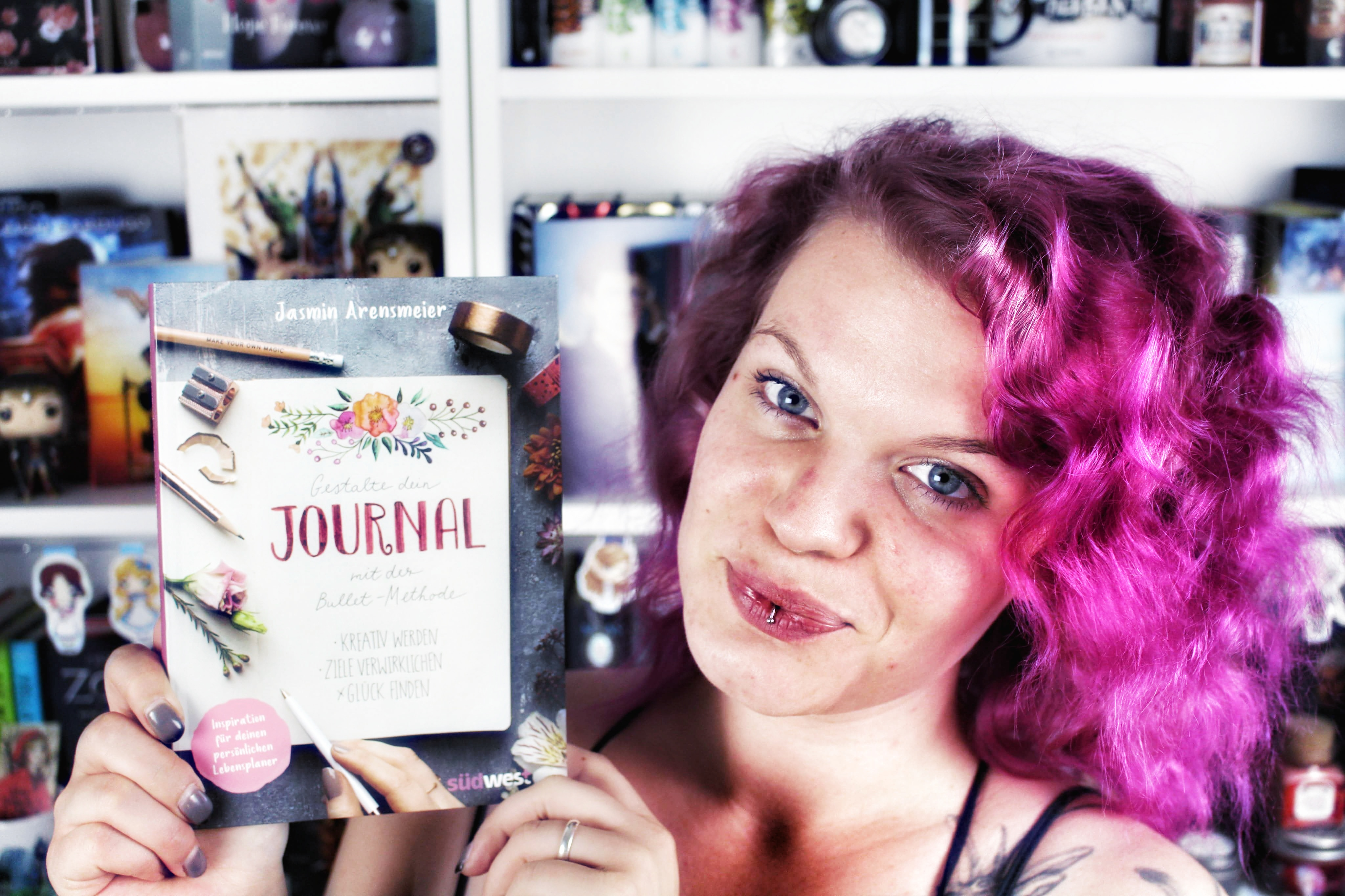 [DIY] Gestalte dein Journal mit der Bullet-Methode / Jasmin Arensmeier
