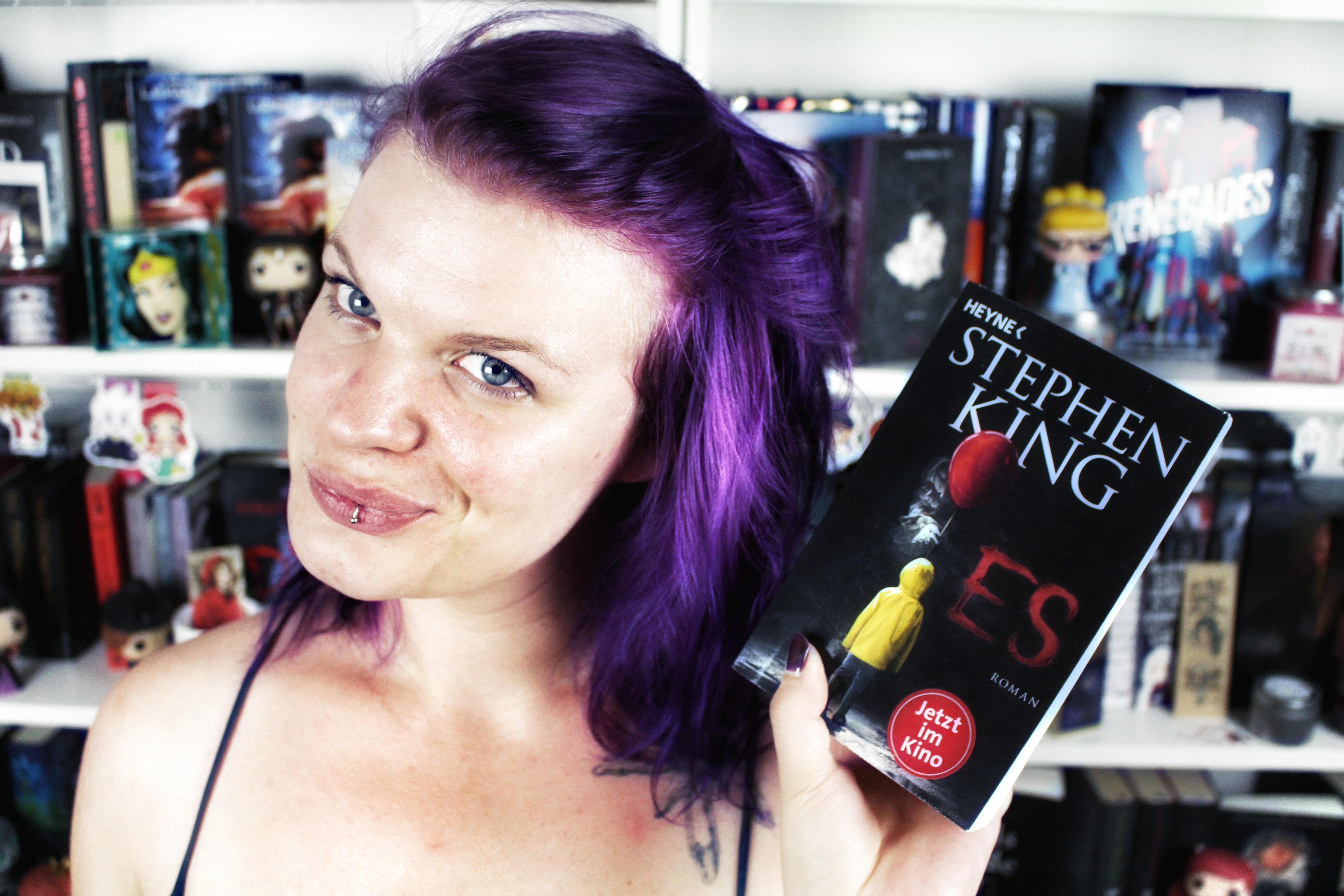 Rezension: Es / Stephen King | Oder auch: Das Buch, an dem ich ein Jahr gelesen habe