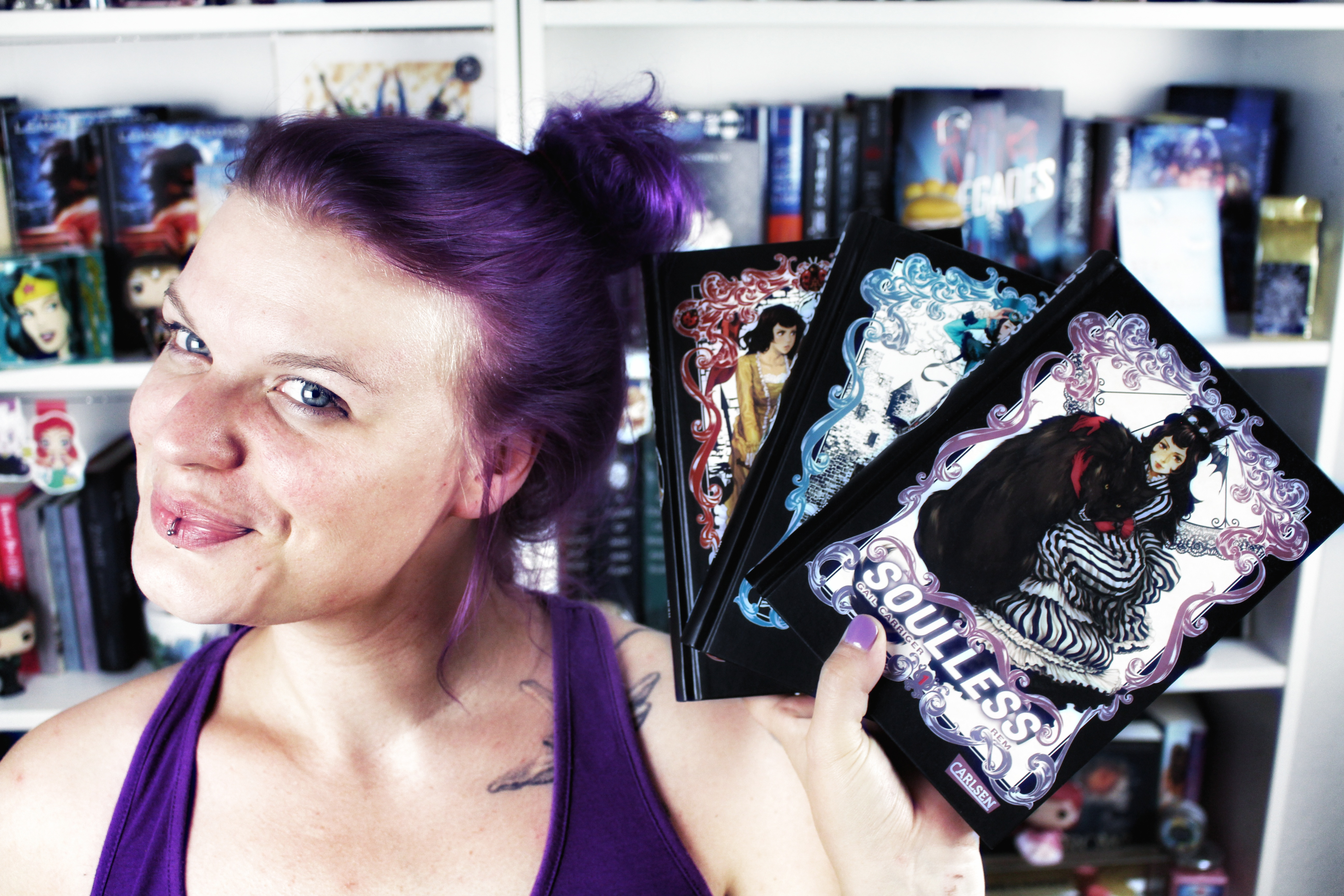 Comic-Empfehlung: Soulless / Gail Carriger