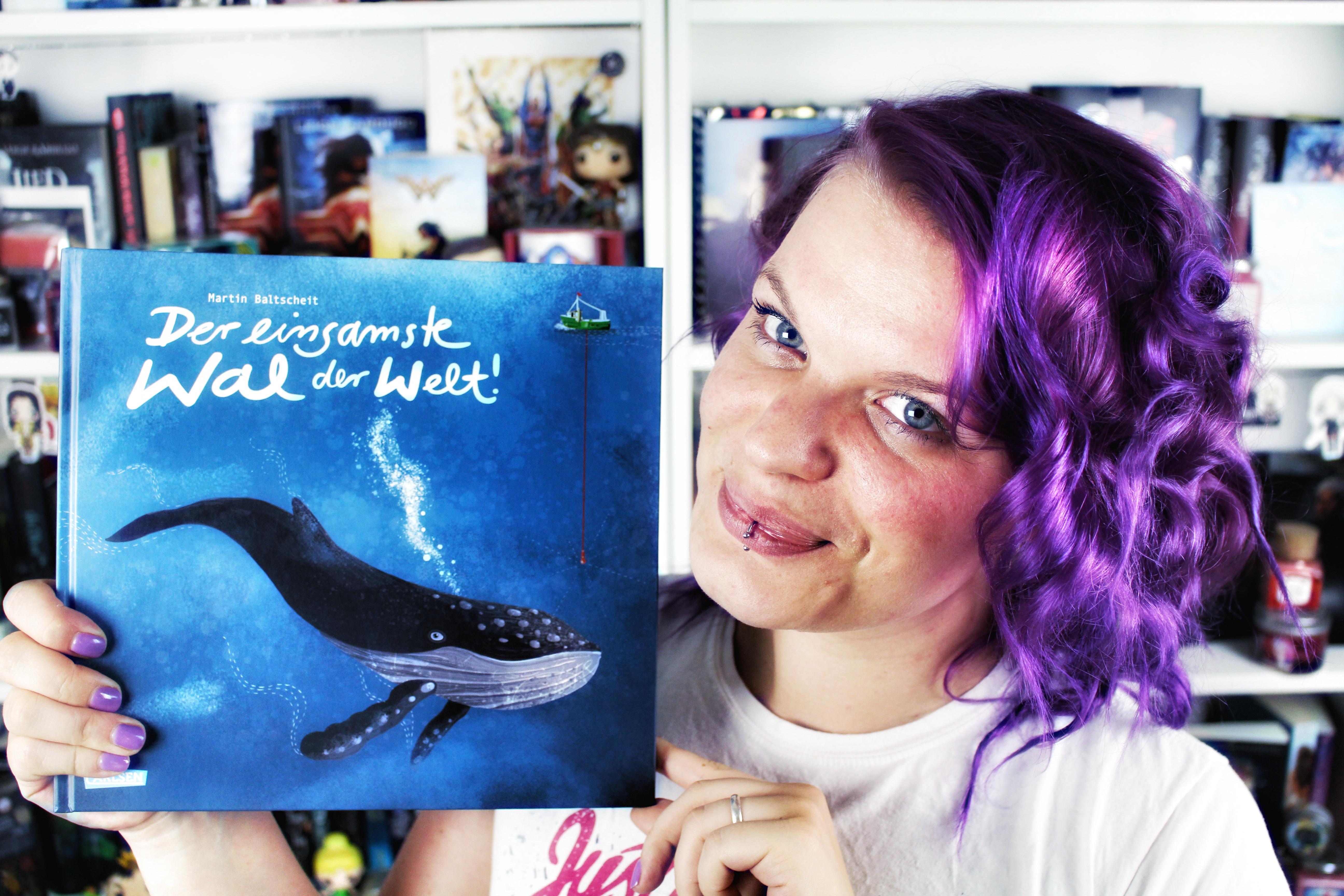 Der einsamste Wal der Welt | Die Geschichte hinter dem Buch