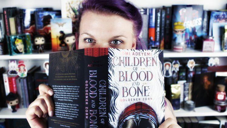 [Buchvorstellung + Gewinnspiel] Children of Blood and Bone von Tomi Adeyemi | Oder: Wieso dieses Buch so wichtig ist