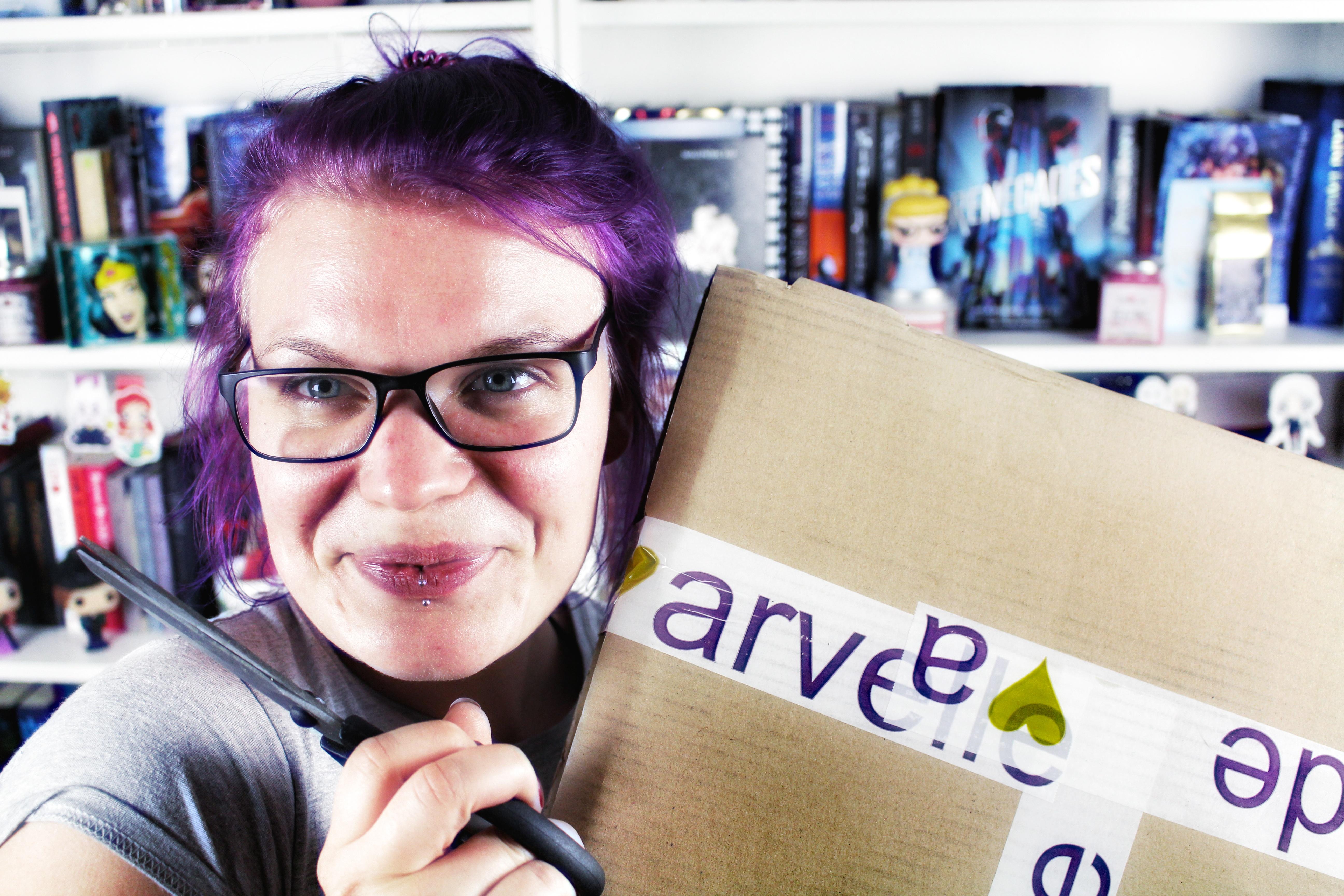 Unpacking | Arvelle – Wir lieben Bücherschnäppchen! + Gewinnspiel