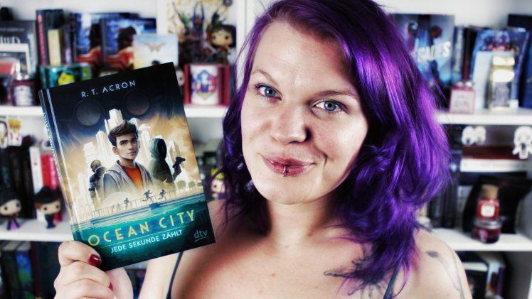 Rezension: Ocean City. Jede Sekunde zählt / R. T. Acron