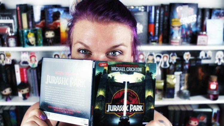 Hörbuchrezension: Jurassic Park / Michael Crichton