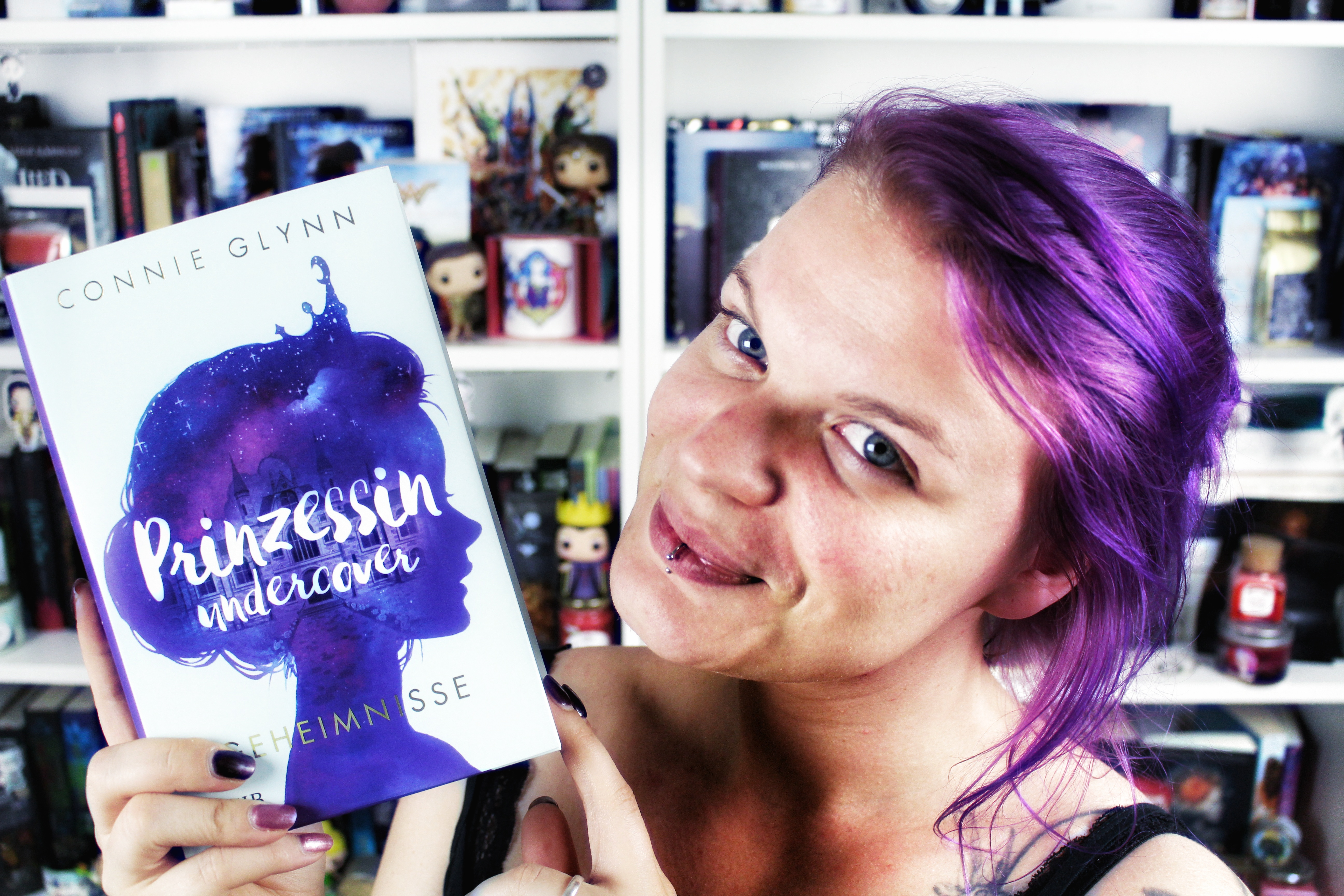 Rezension: Prinzessin Undercover / Connie Glynn
