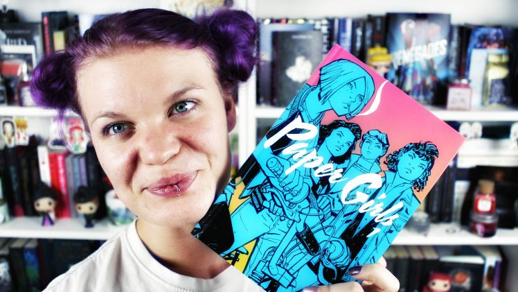 Rezension: Paper Girls 1 / Brian K. Vaughan