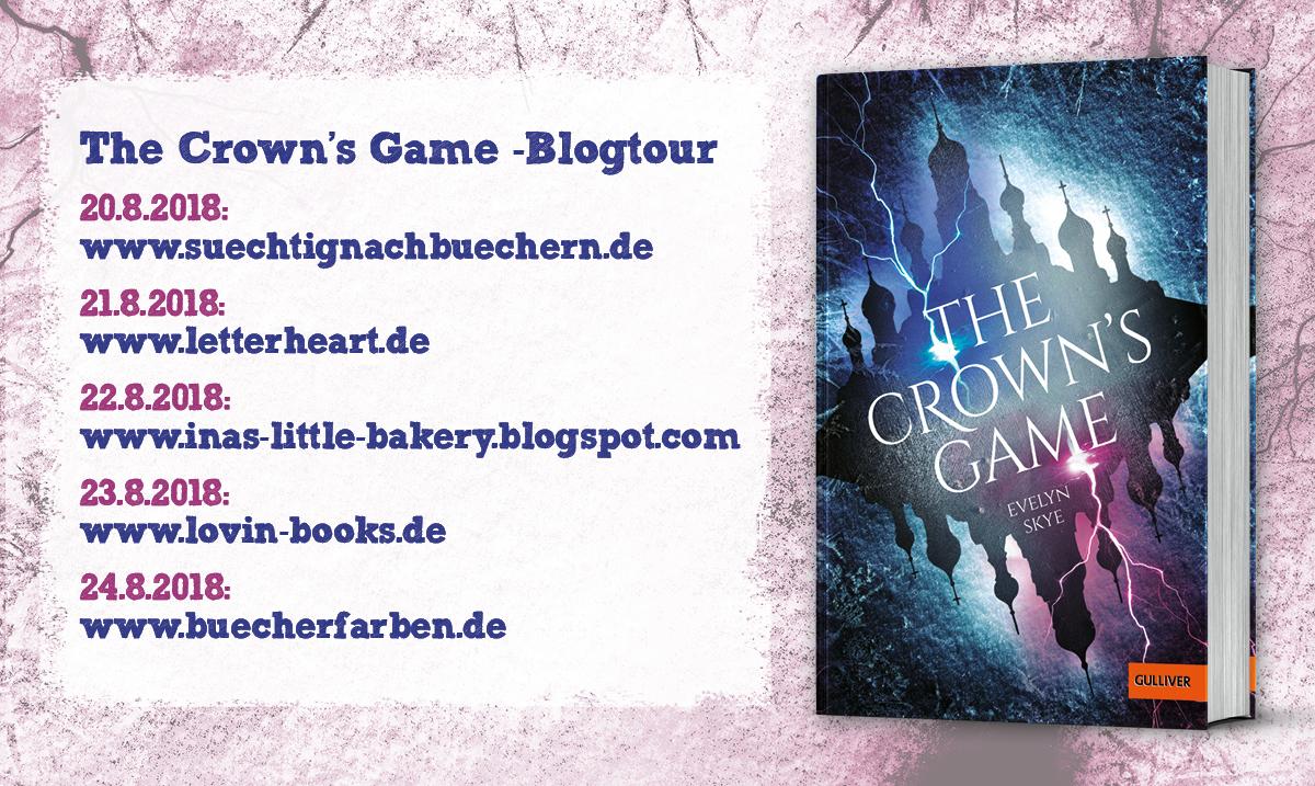 Blogtour: The Crown's Game | Manga-Ploteinführung