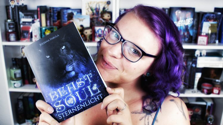 Rezension: BeastSoul. Sternenlicht / Juliana Fabula