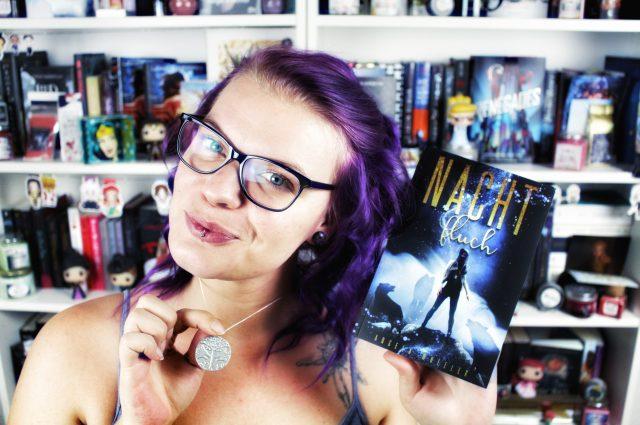[Buchvorstellung] Nachtfluch von Angela Wheeler | Wieso ich das Buch unbedingt lesen möchte