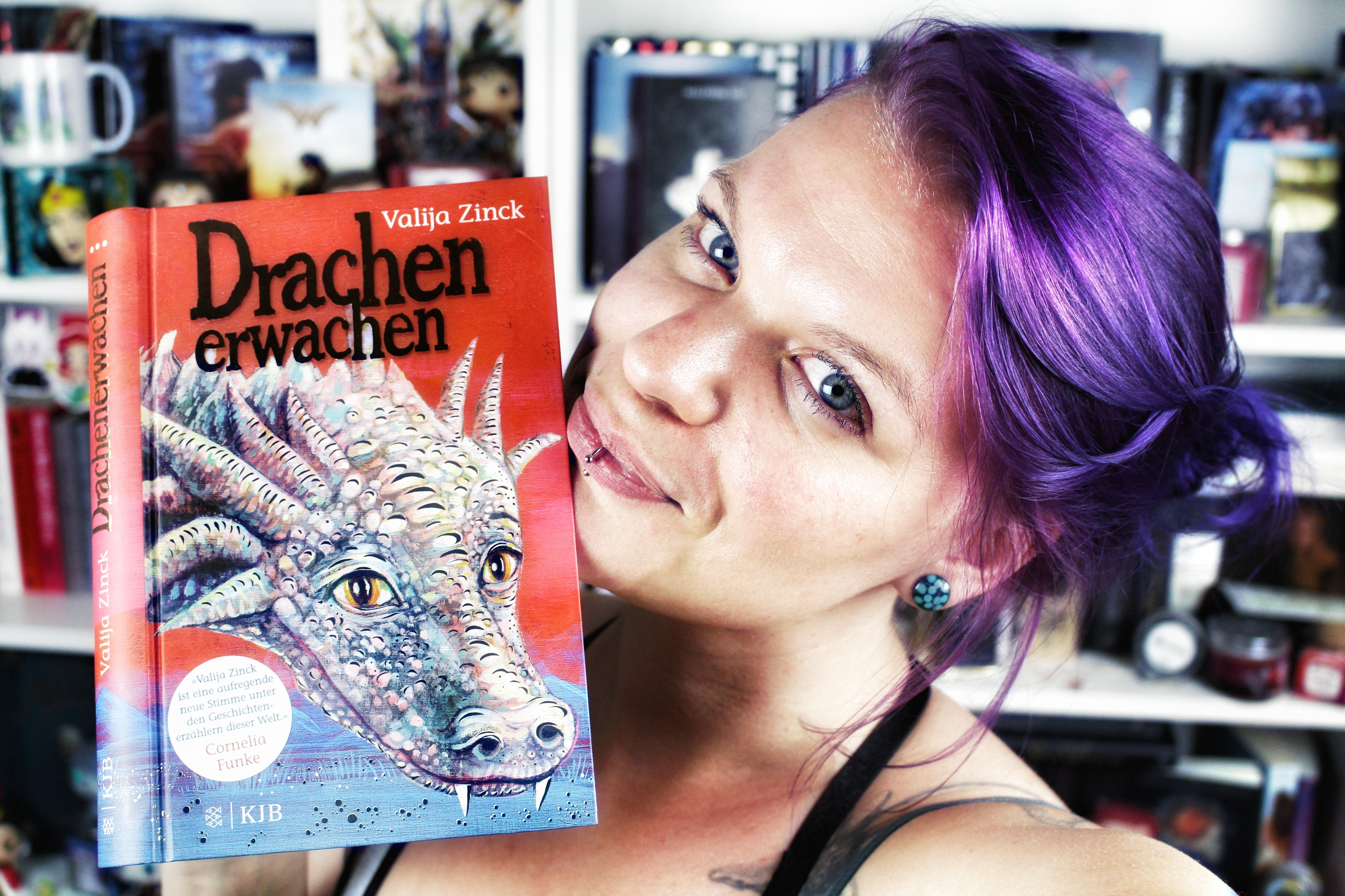 DIY Drachenei & Buchvorstellung: Drachenerwachen / Valija Zinck