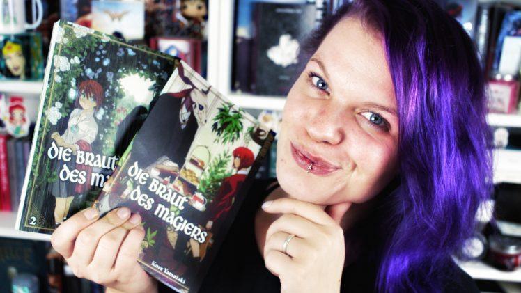 Rezension: Die Braut des Magiers Band 01 & 02