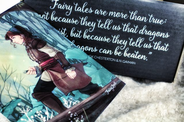 Unpacking: FairyLoot – Mutinous Pirates