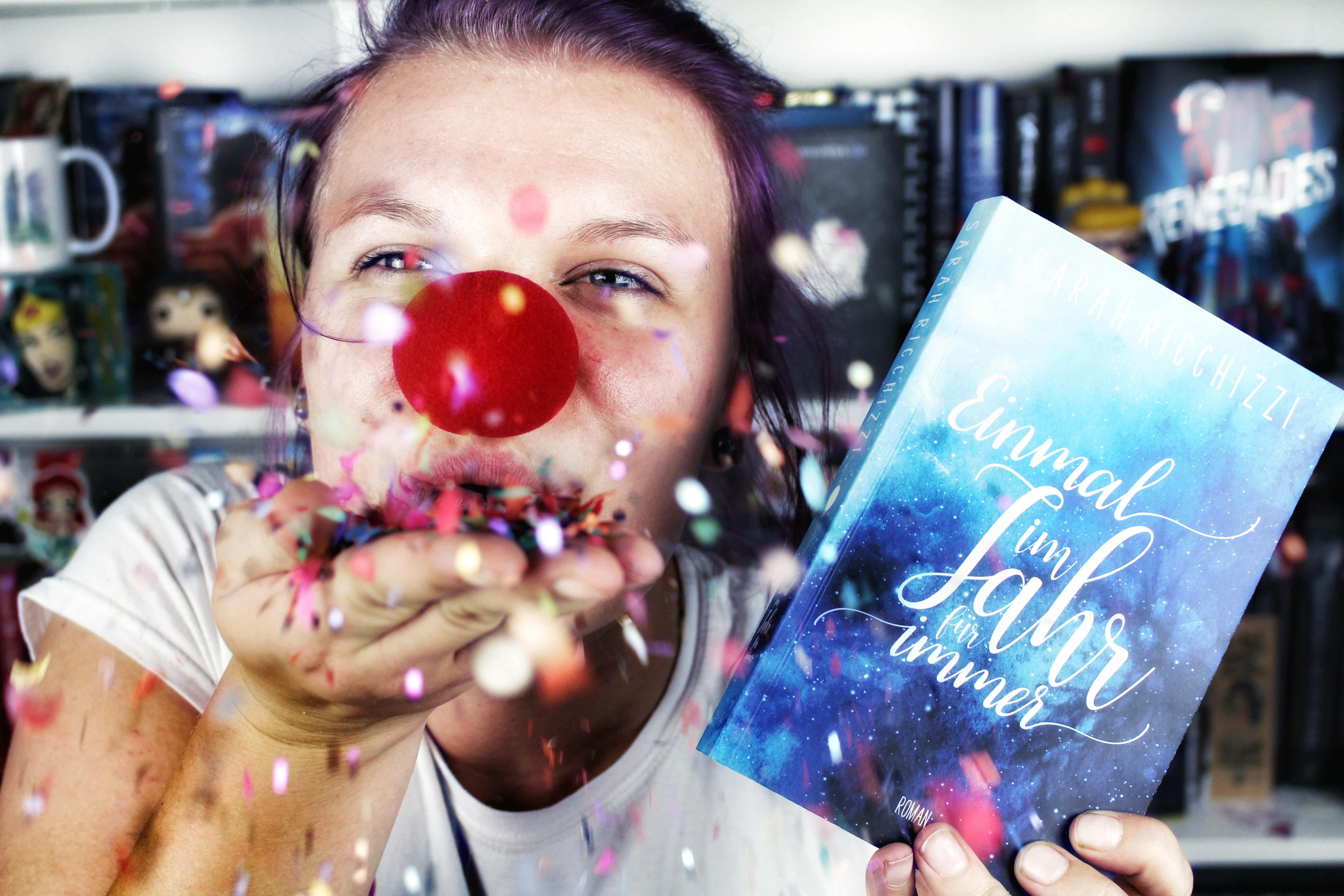 Buchtipp zum Book Birthday! Einmal im Jahr für immer