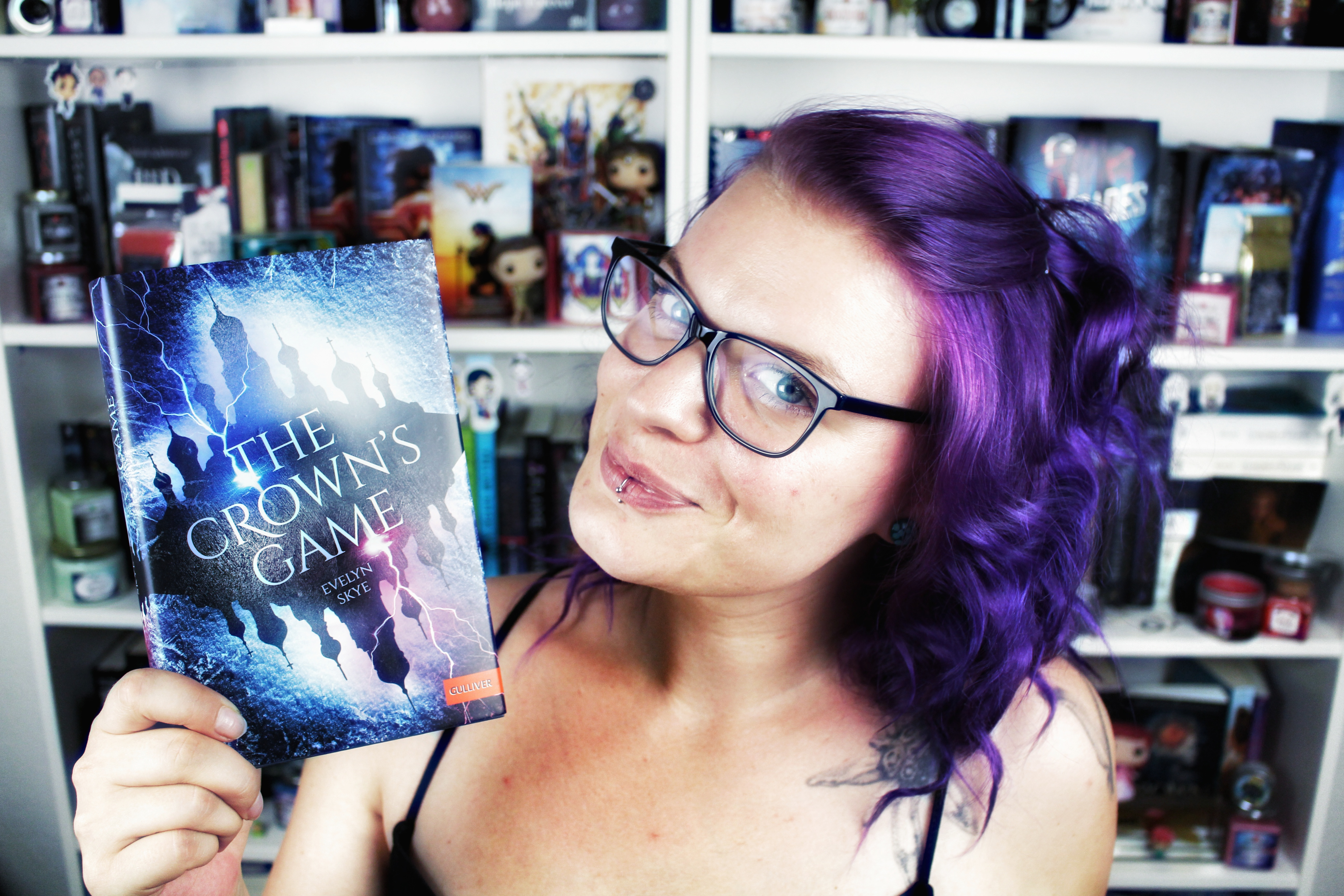 Rezension: The Crown's Game / Evelyn Skye