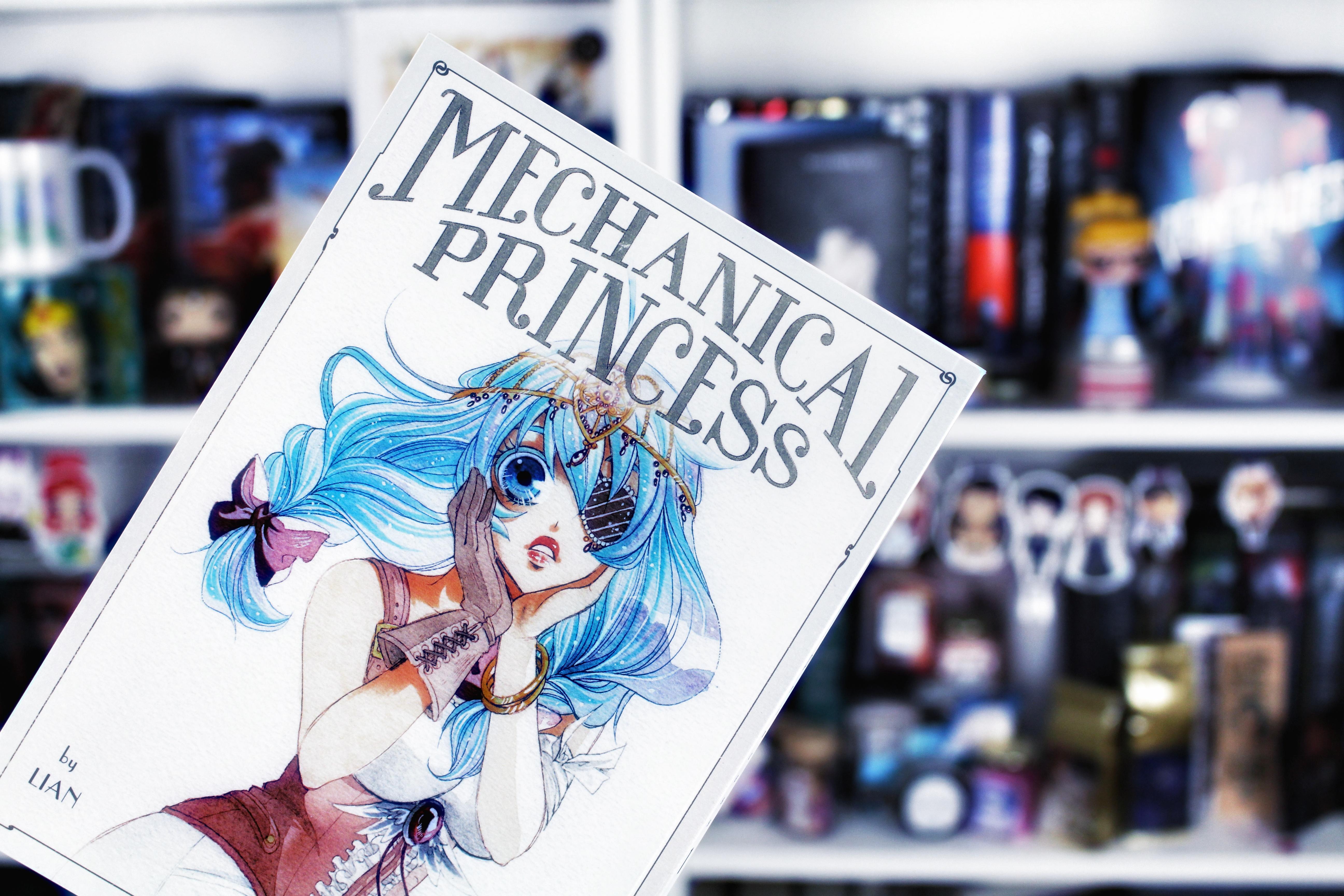 Rezension: Mechanical Princess Bd. 1 / Lian
