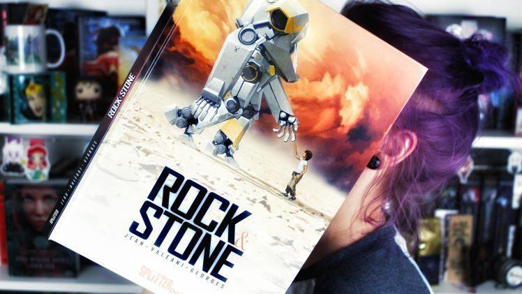 Rezension: Rock & Stone / Nicolas Jean & Yann Valéani