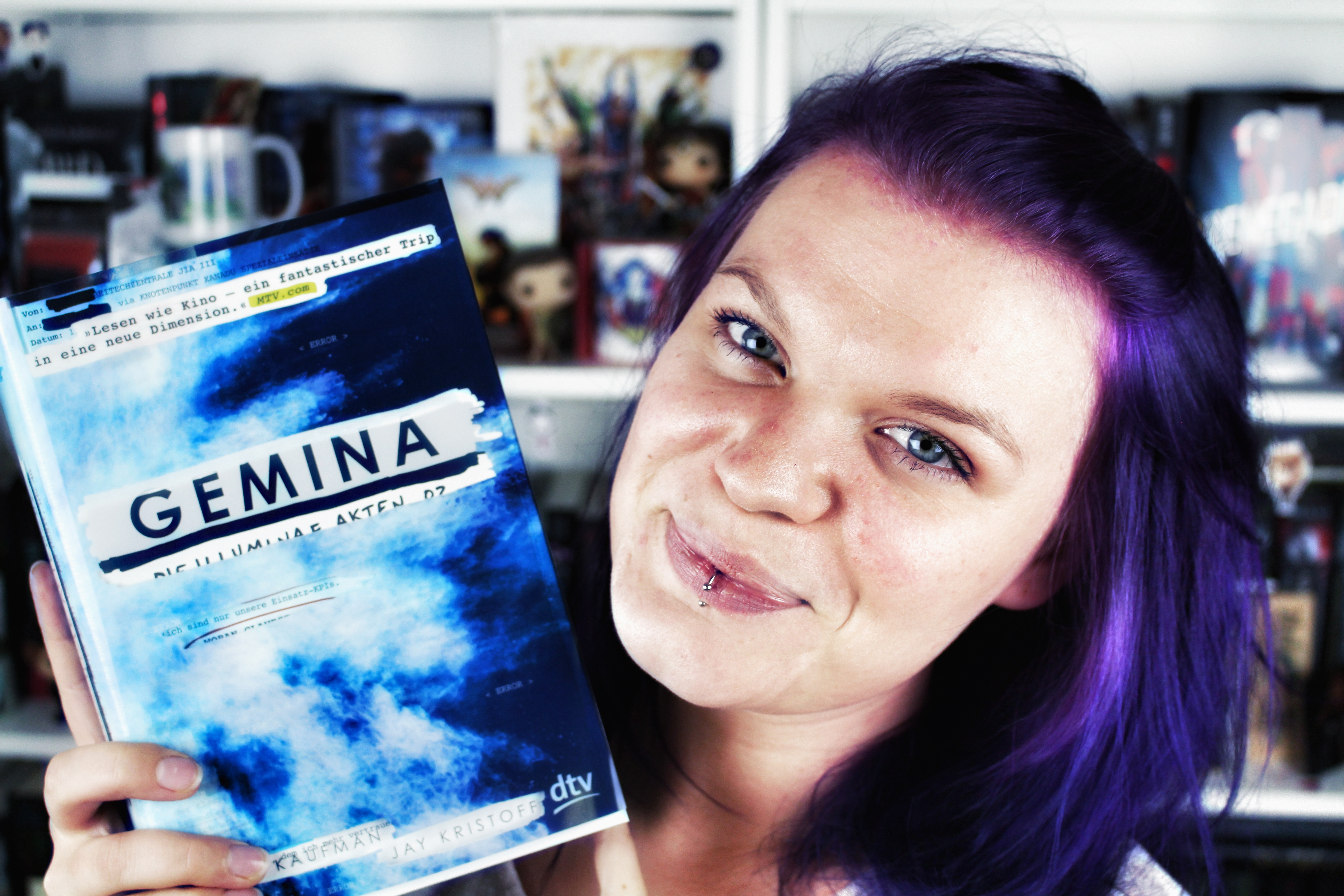 Rezension: Gemina. Die Illuminae Akten 02 / Amy Kaufman & Jay Kristoff