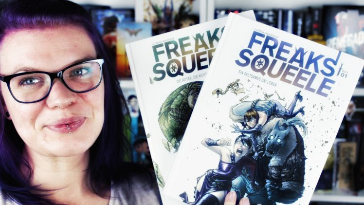 [Comic-Tipp] Freak's Squeele / Florent Maudoux
