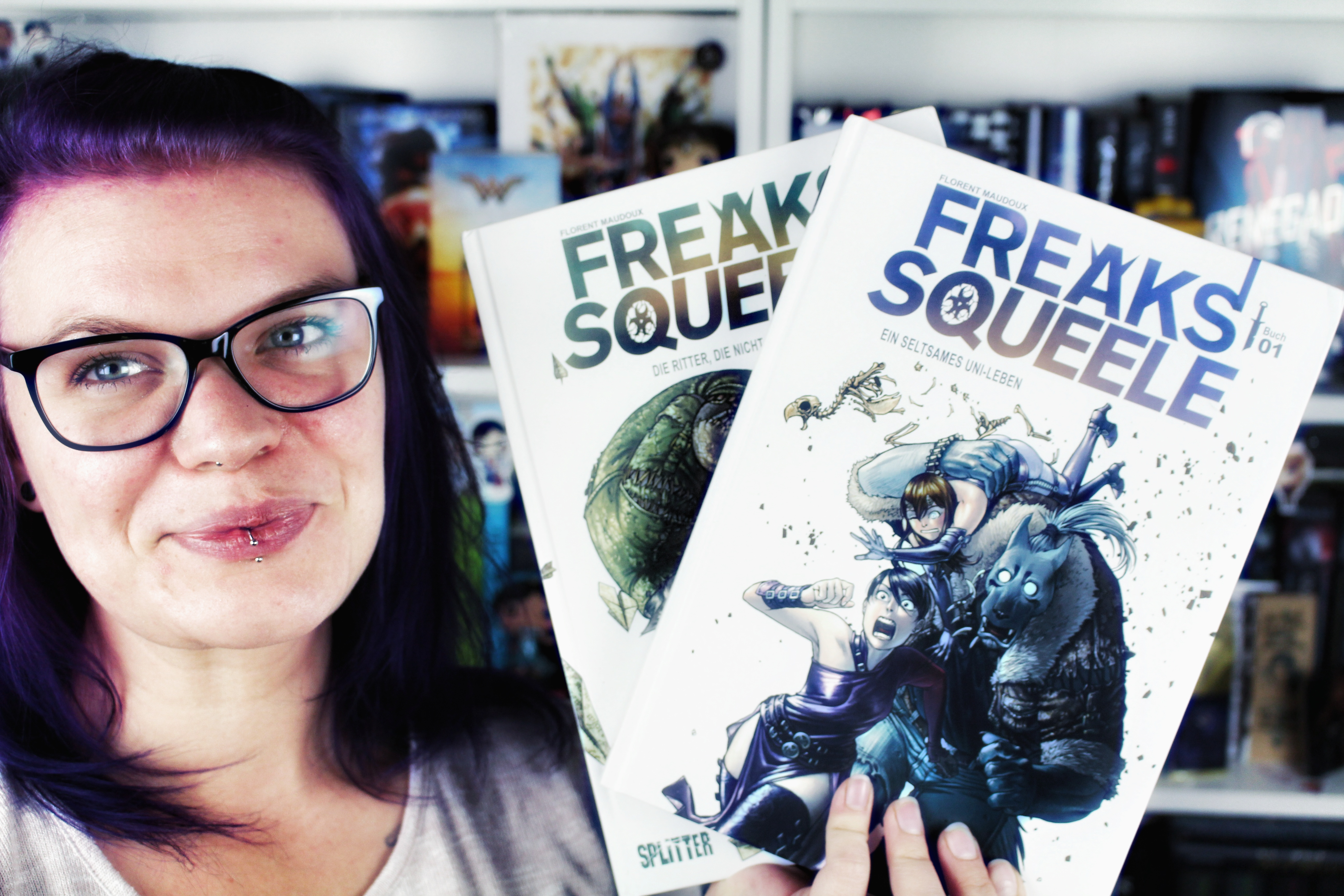 [Comic-Tipp] Freak's Squeele / Florent Maudoux