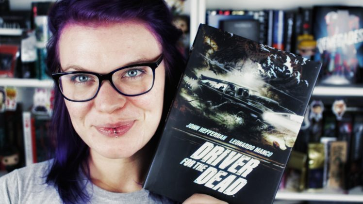 Rezension: Driver for the Dead / John Heffernan & Leonardo Manco