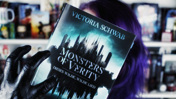 Monsters of Verity von Victoria Schwab | Welches Monster steckt in dir?