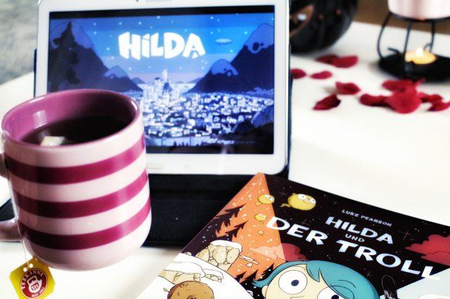 Hildas Abenteuer auf Netflix