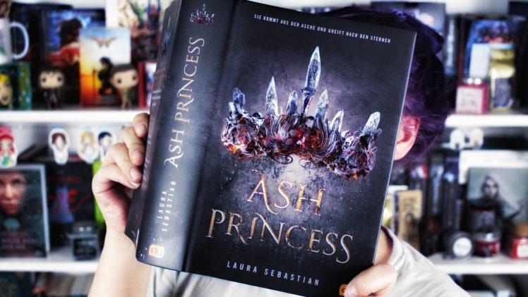 Rezension: Ash Princess / Laura Sebastian | 5 Gründe zum Buch zu greifen