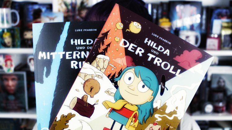 [Wochenrückblick] Gewinnspiele, Hilda & Erkältung