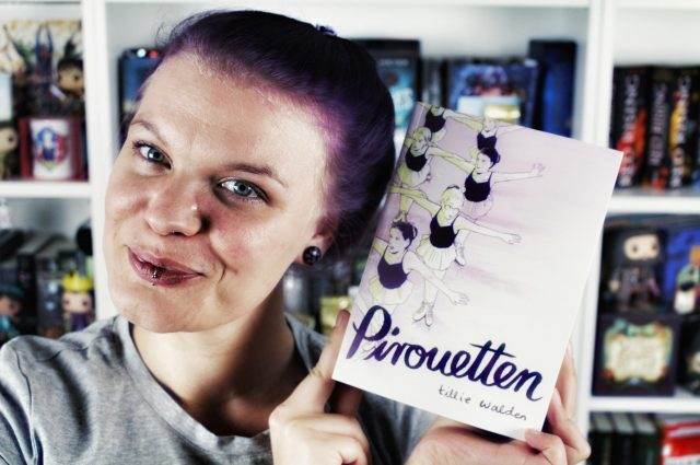 Rezension: Pirouetten / Tillie Walden