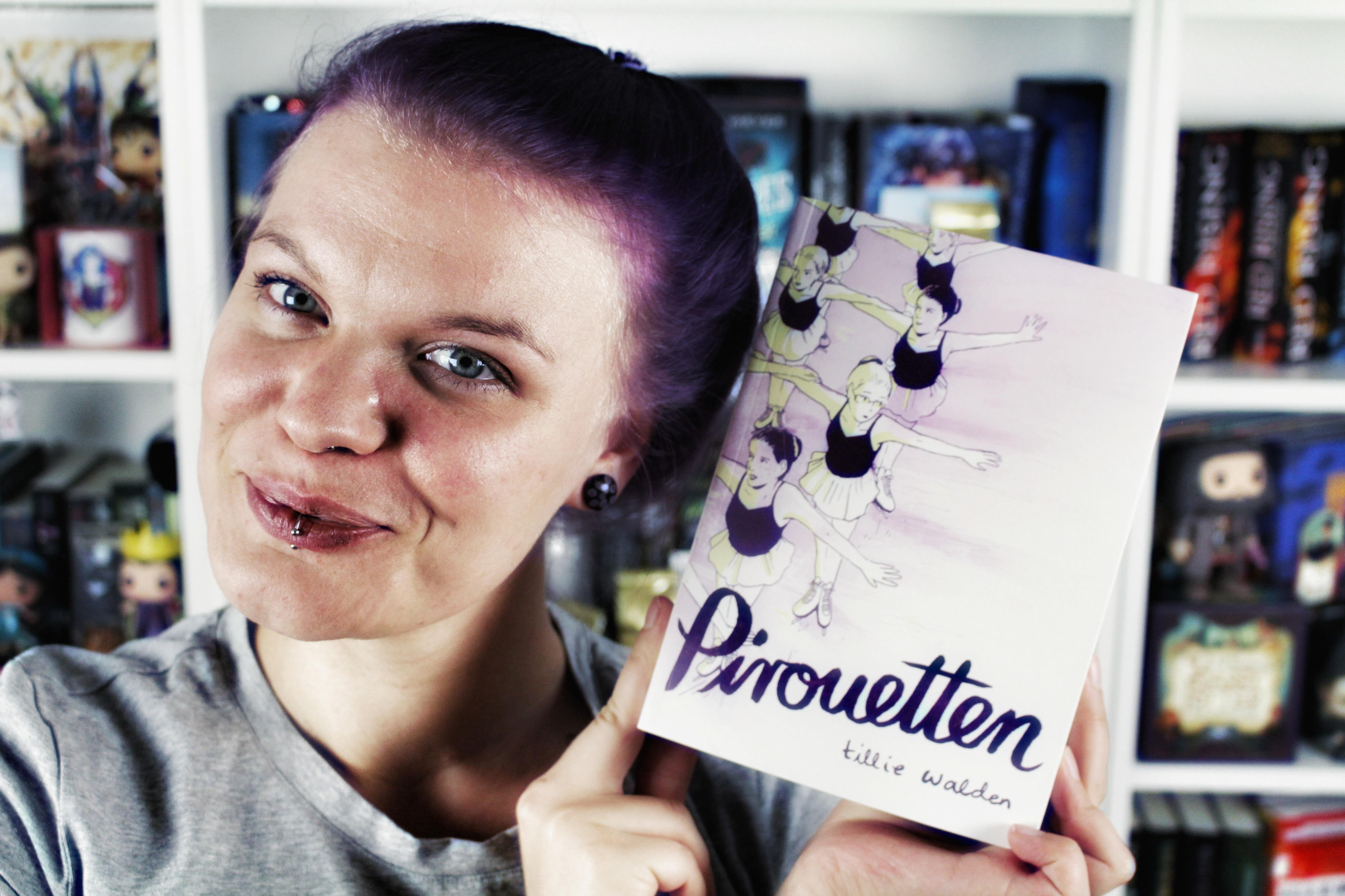 Rezension: Pirouetten / Tillie Walden