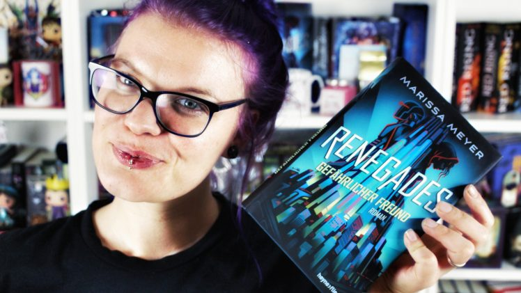Rezension: Renegades. Gefährlicher Freund / Marissa Meyer