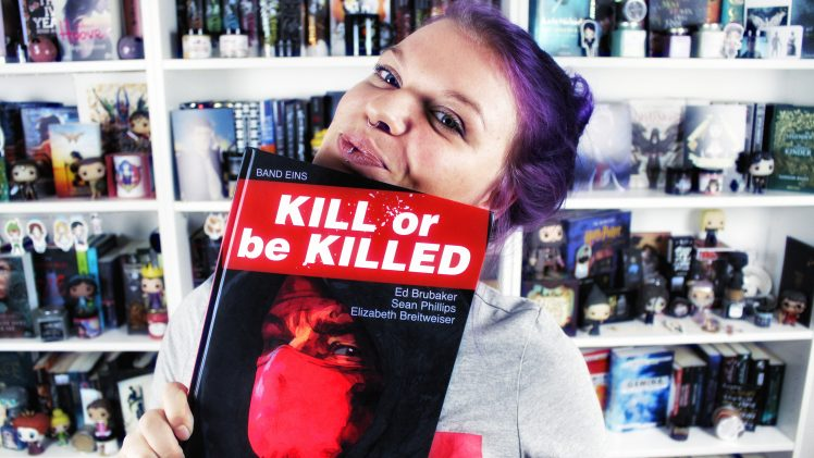 Rezension: Kill or be killed Bd. 1 / Ed Brubaker, Sean Phillips & Elizabeth Breitweiser