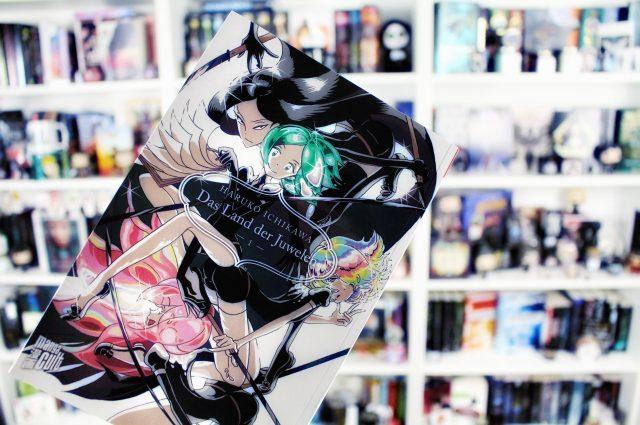 Rezension: Das Land der Juwelen Bd. 1 / Haruko Ichikawa