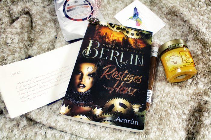 Berlin rostiges Herz