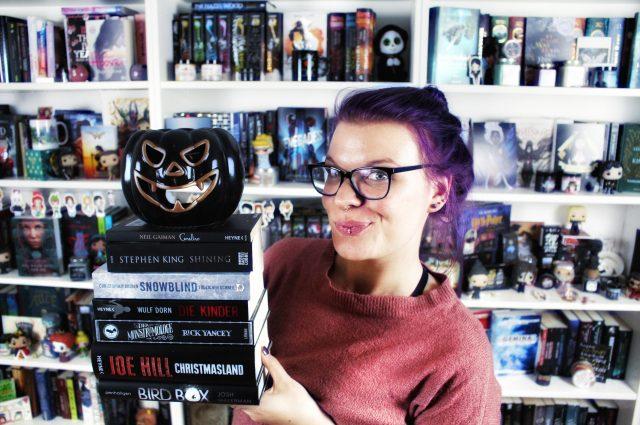 7 Bücher, die dich das Gruseln lehren