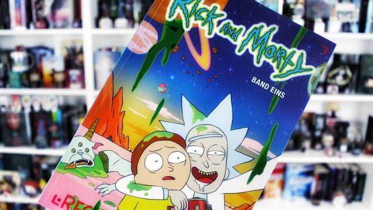 Rezension: Rick and Morty Bd. 1