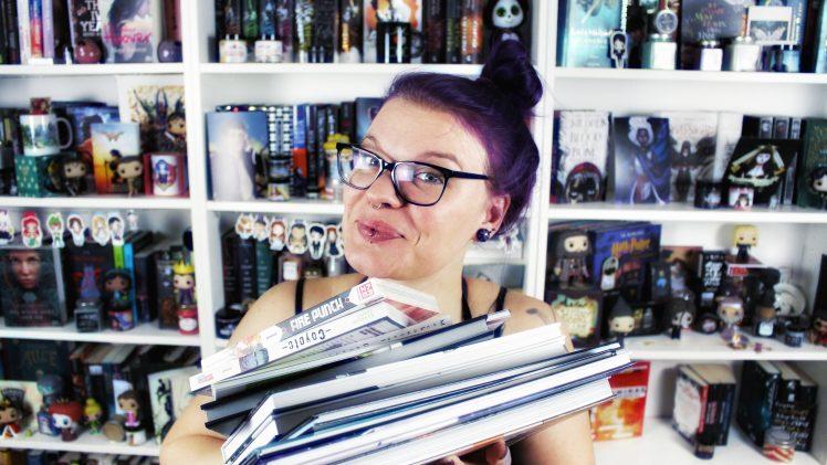 Lesemonat September | Comics & Mangas
