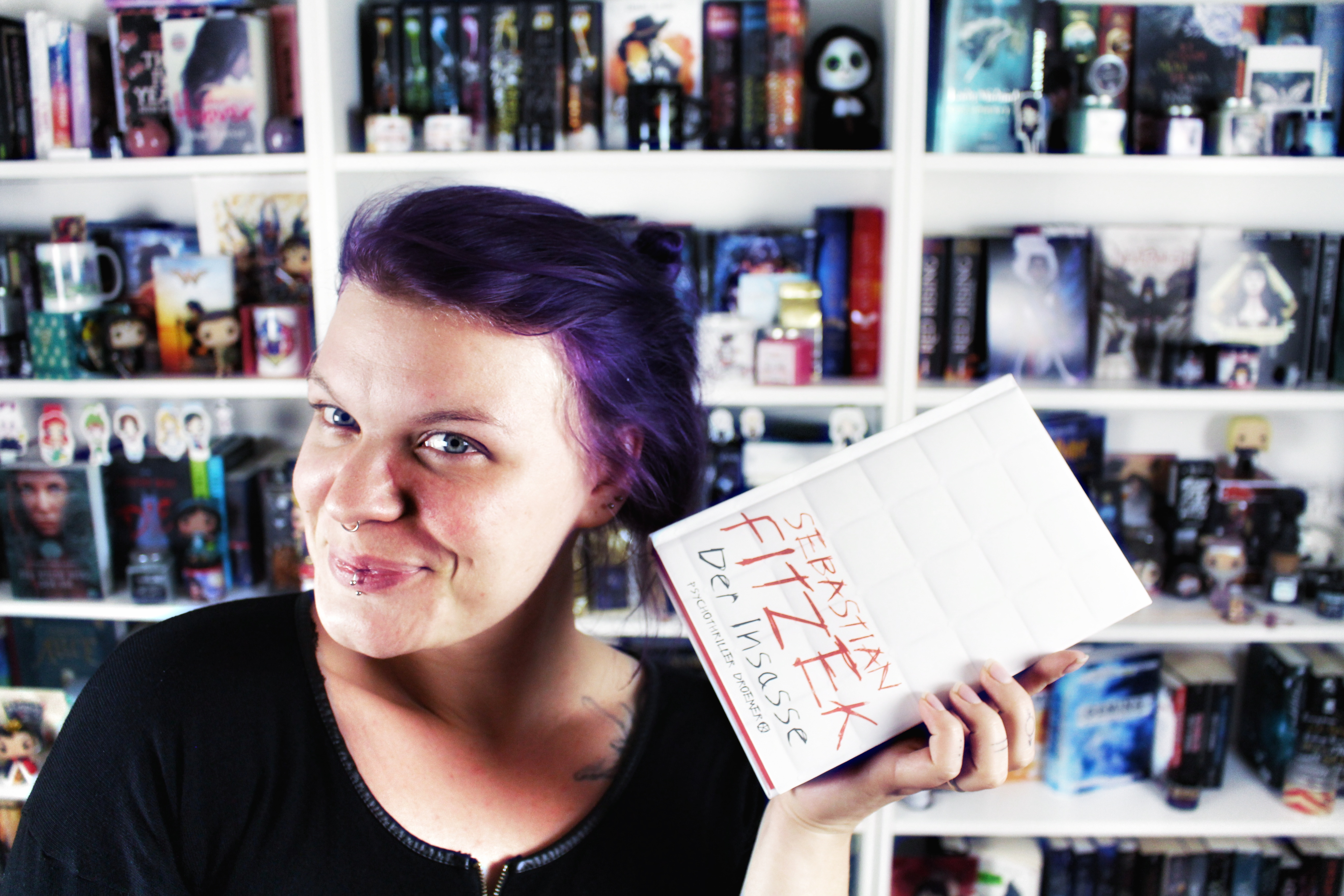 Rezension: Der Insasse / Sebastian Fitzek