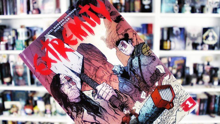 Rezension | Extremity 1 von Daniel Warren Johnson & Mike Spicer